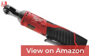 Milwaukee 2456-21 M12 — Best Overall Cordless Ratchet