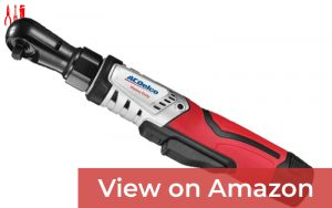 ACDelco ARW1210-3P Cordless Ratchet — Best for Professional Projects