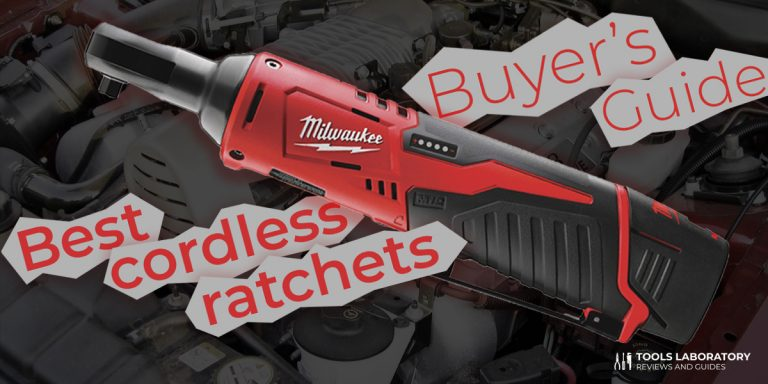 5 Best Cordless Ratchets — Buyer's Guide (2020)