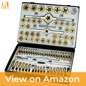 Muzerdo 86 Piece Tap and Die Set — Best and Most Versatile Tap and Die Set