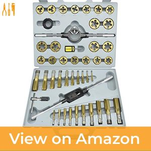 Neiko 00916A and Neiko 00915A — Best Tap and Die Sets for Beginners