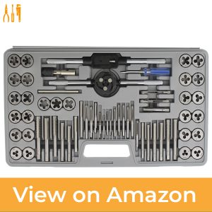ABN 60-Piece Tap and Die Set — Best Tap and Die Set For The Money