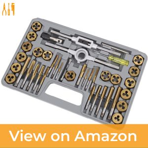 Vector Tools Tap and Die Set — Good Cross-Measurement Compatible Set