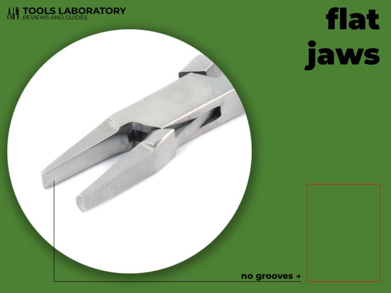 flat jaws