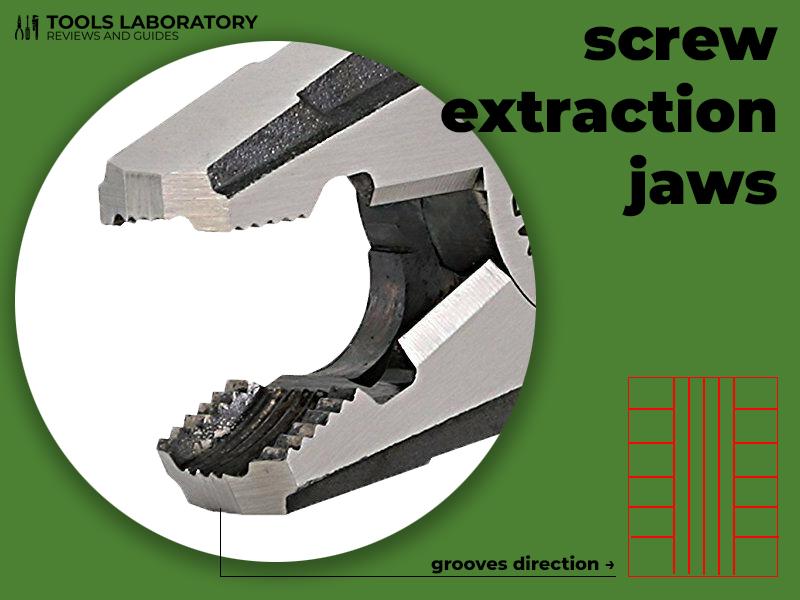 vampliers jaws