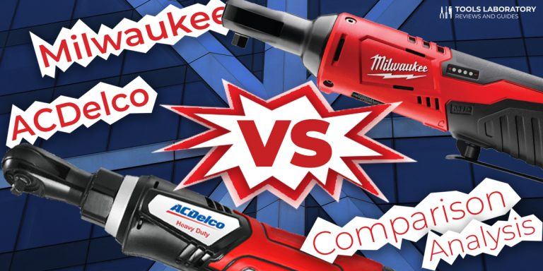 ACDelco ARW1210-3P vs Milwaukee 2456-21 M12 — Cordless Ratchet Comparison Analysis (2021)
