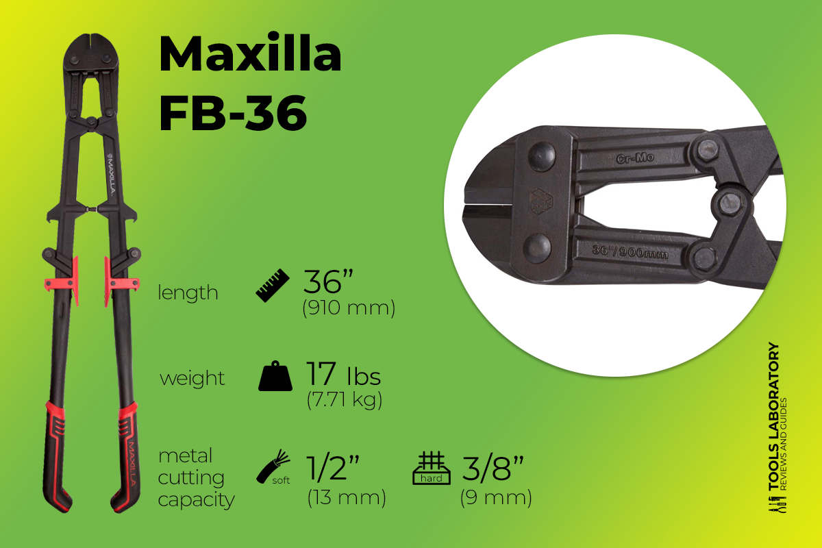 Maxilla FB-36 42 inch Bolt Cutter