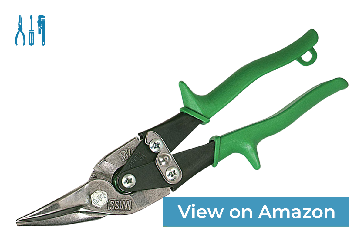 Crescent Wiss — Best Aviation Snips for Quick Cutting