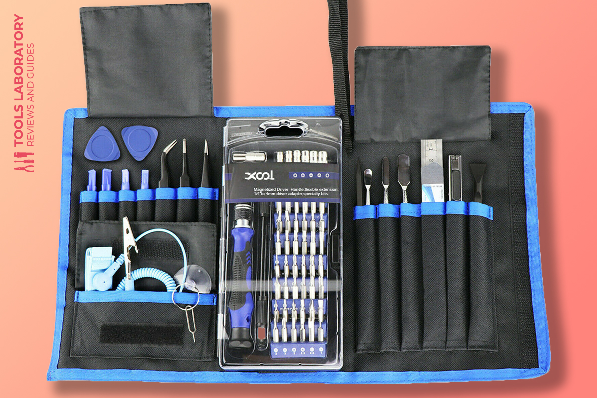XOOL 80 in 1 Precision Set
