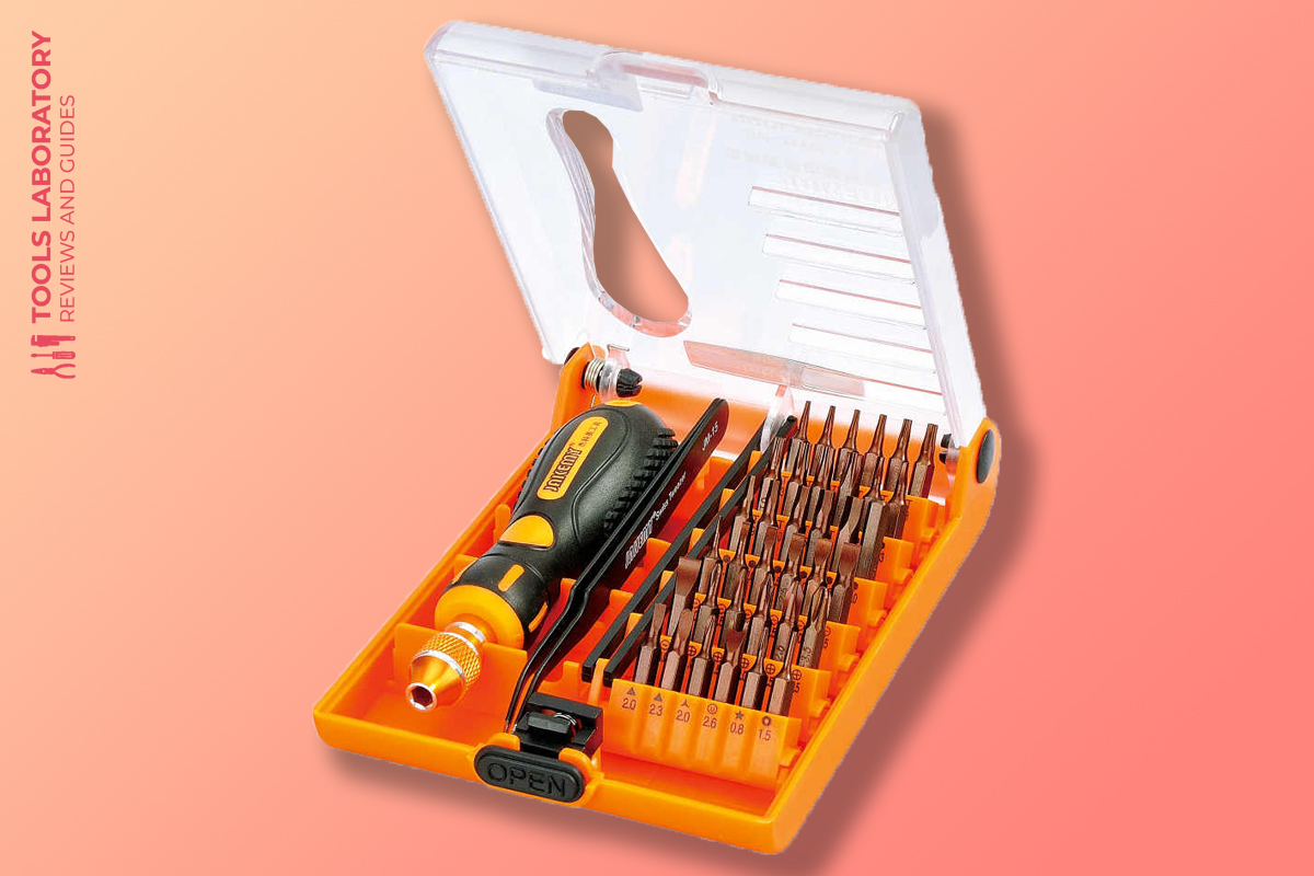 Jakemy 43 in 1 Screwdriver Set