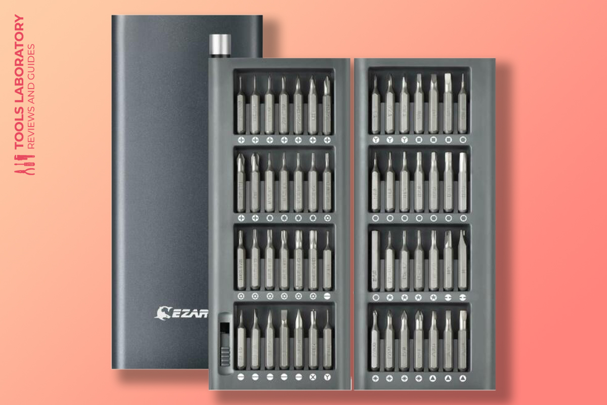 EZARC 57 in 1 Precision Screwdriver Set