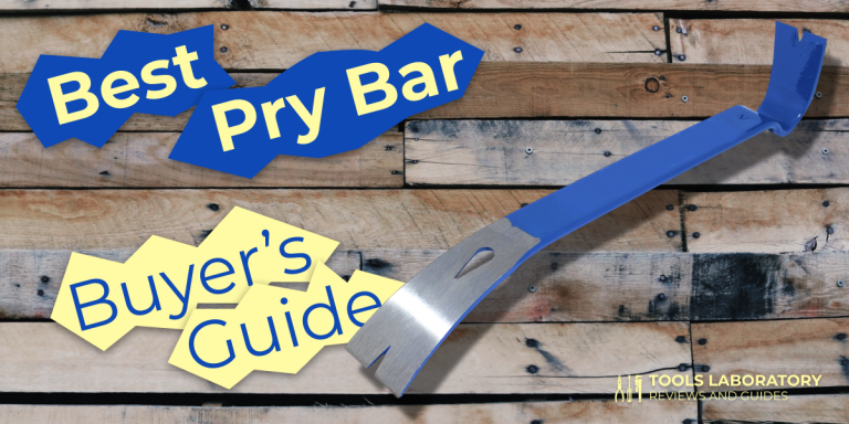 8 Best Pry Bar — Buyer's Guide (2021)