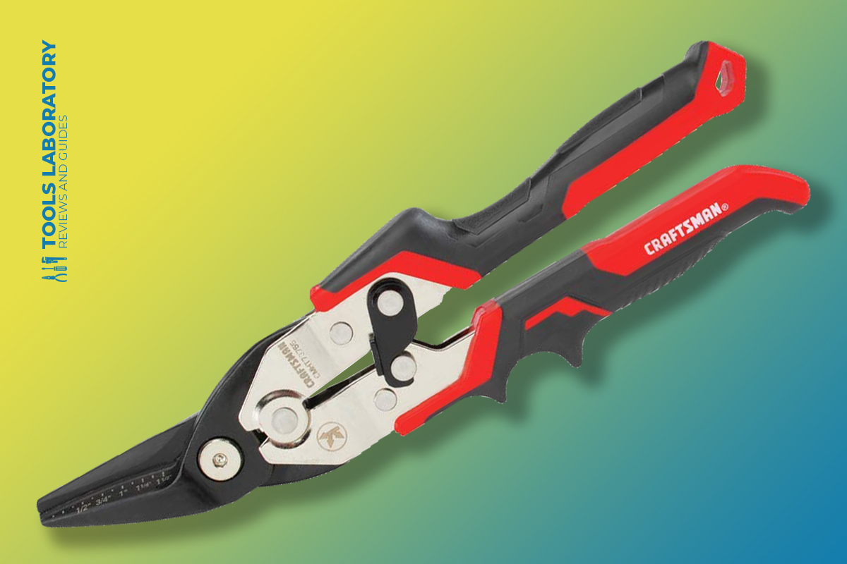 Craftsman Aviation Snips – Best for Precision Cutting