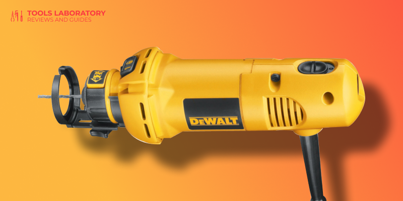 DeWalt DW660 Cut-Out Rotary Tool