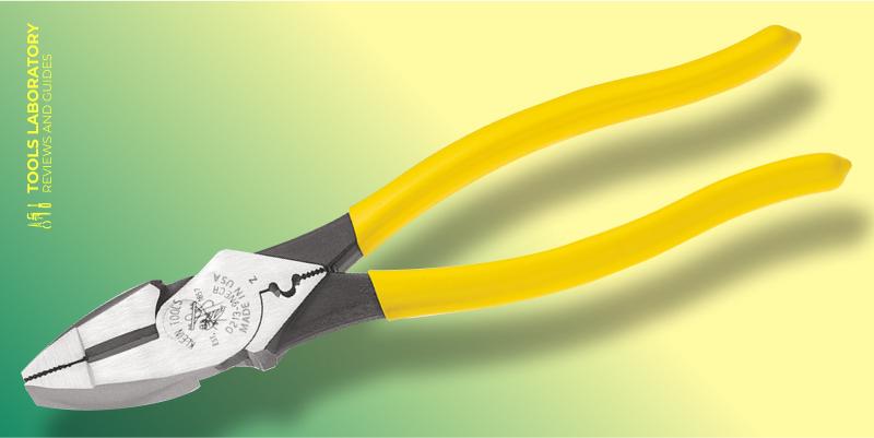 Klein Tools D213-9NE-CR — Best Lineman's PliersFor Electricians