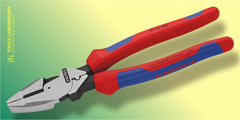 Knipex Tools 09 12 240 T BKA — Best Grip Pliers