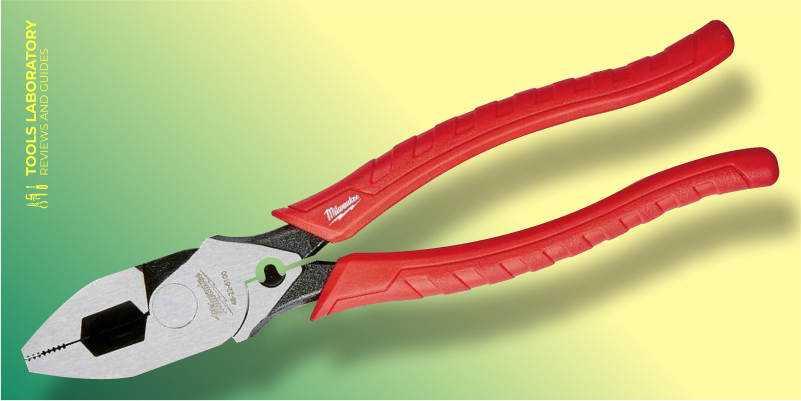 Milwaukee 48-22-6100 —Best Pliers With Integrated Crimper