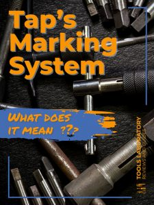 What does it mean: Tap's Marking System