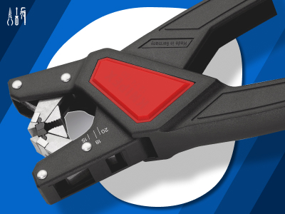 208_Automatic Stripping Pliers